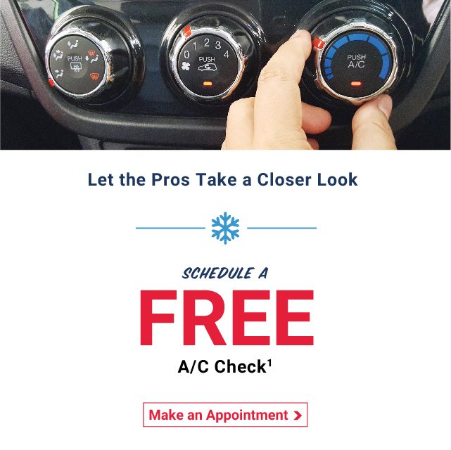 Pep Boys: FREE A/C Check | Book Now | Milled