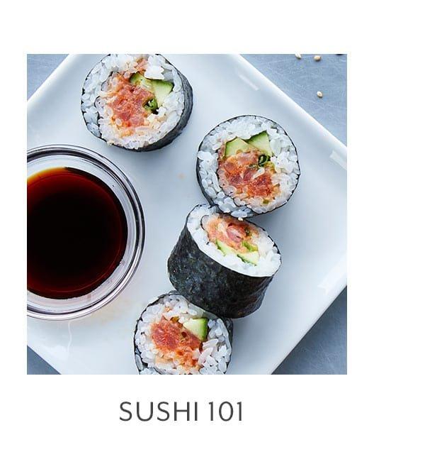 Class - Sushi 101