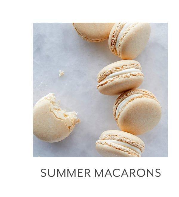 Class - Summer Macarons