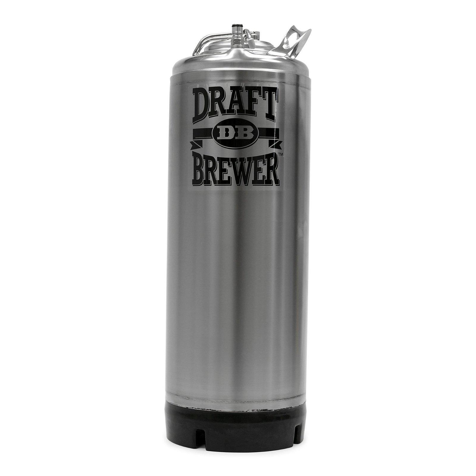 Draft Brewer® New Ball Lock Keg