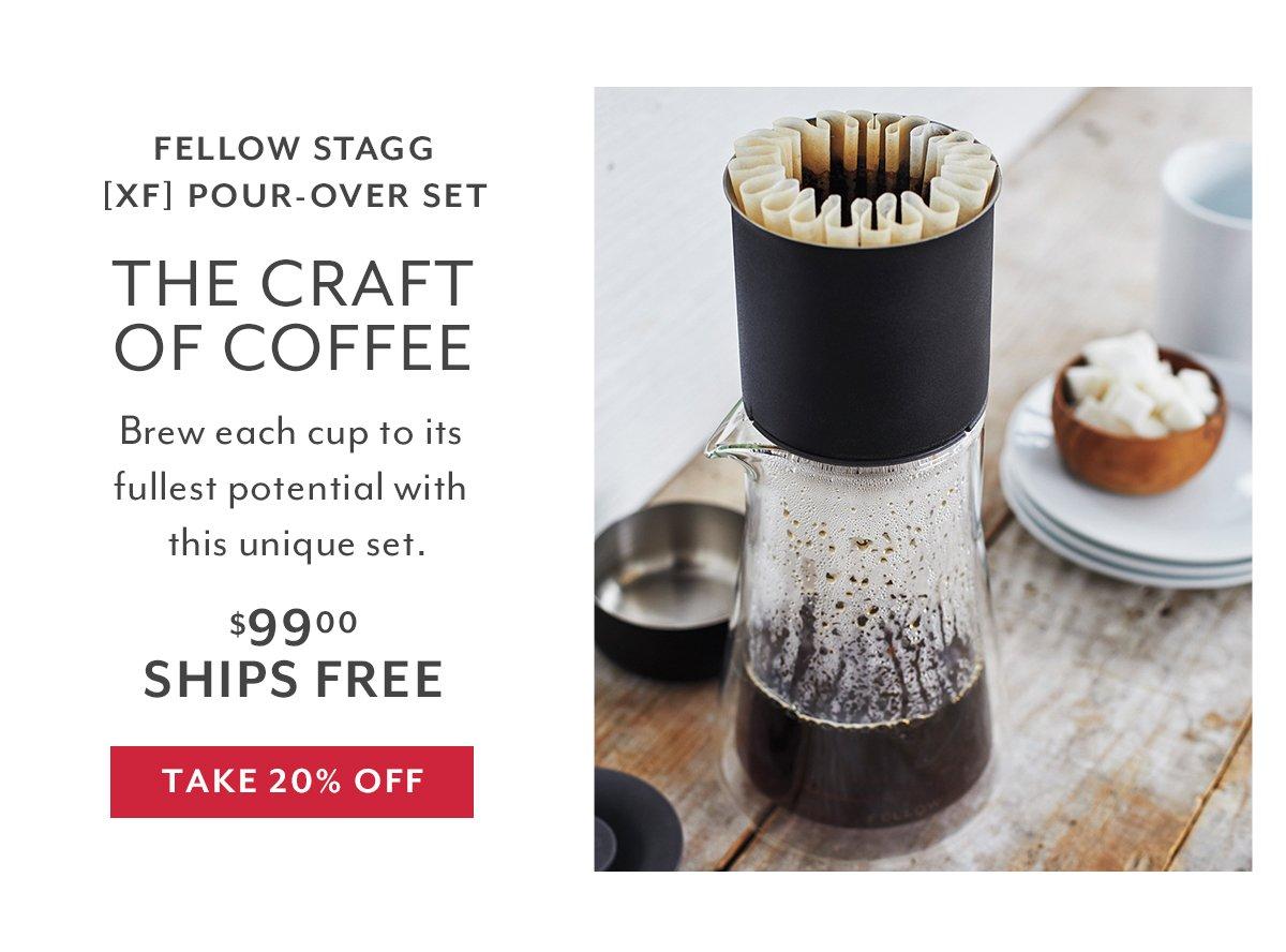 Coffee & Tea - Pour-Over Set