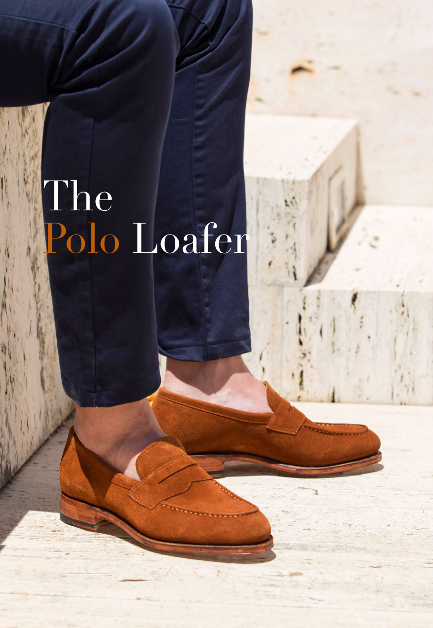 Summer is Here \u0026 The Polo Suede Loafer