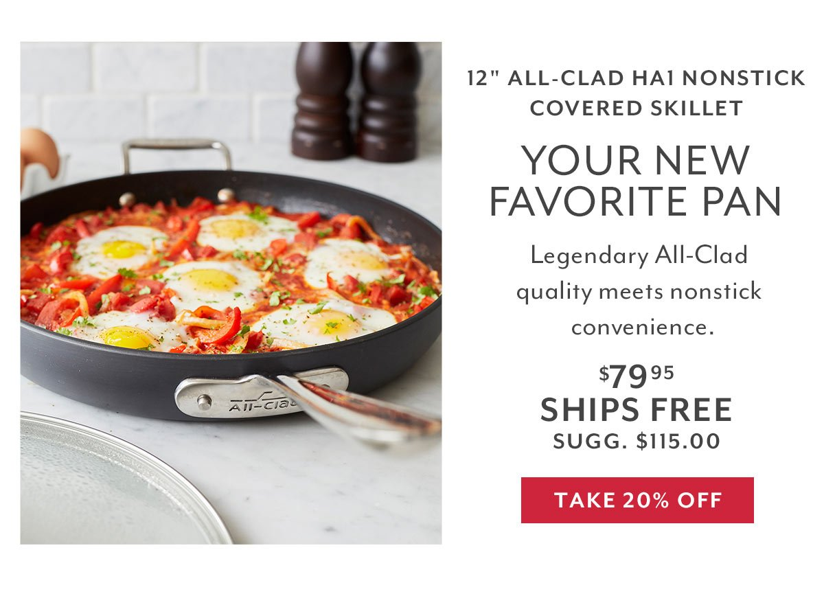 Cookware - Covered Skillet