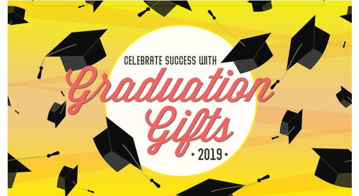 Celebrate success with Graduation Gifts 2019