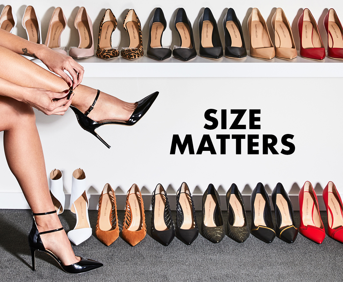 Image result for tamara mellon size matters