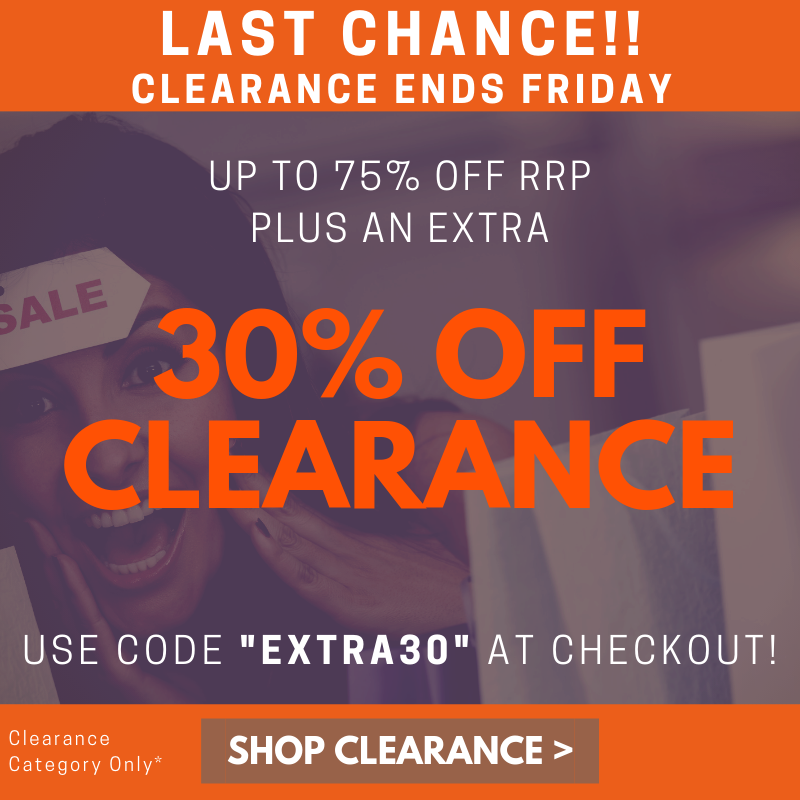 Toy Clearance Ends