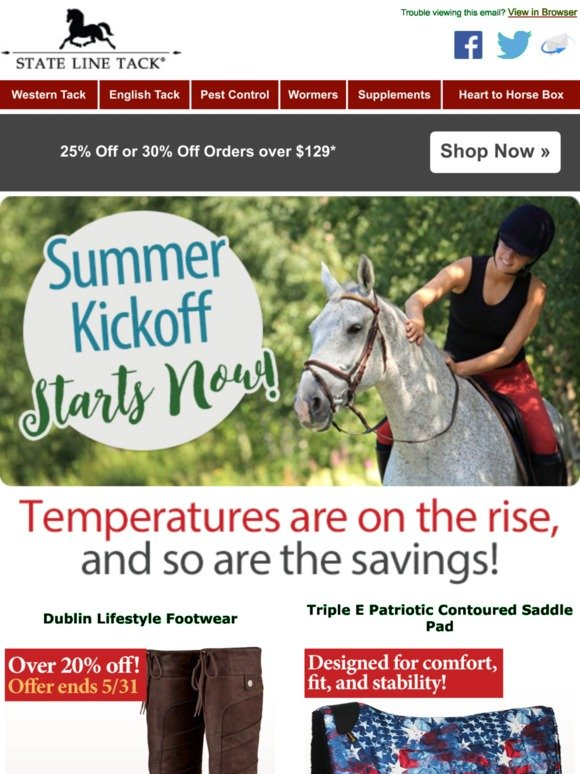 Statelinetack com: Exactly What You're Looking For… 30% Off