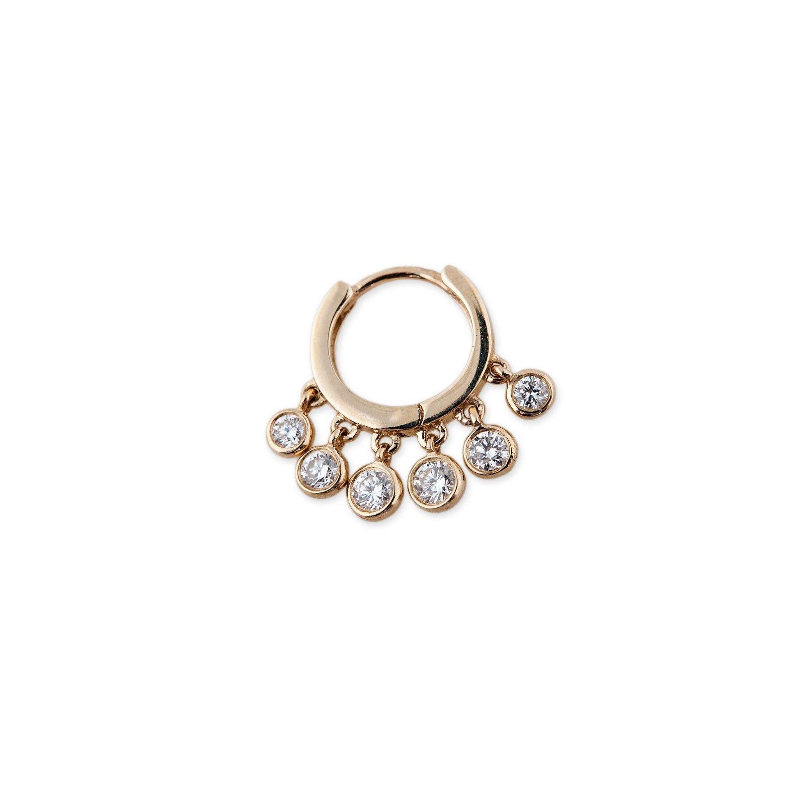Image of DIAMOND MINI SHAKER HOOP