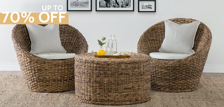 The Summer Home Sale