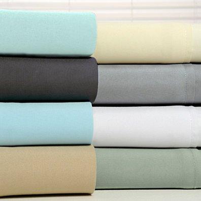1800-Series Organic Bamboo Sheet Set in 6 Colors