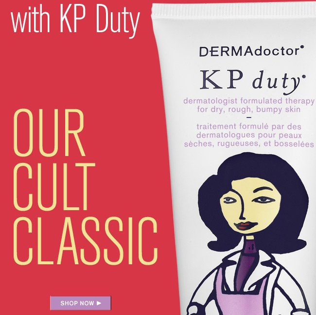 KP Duty Moisturizing Therapy
