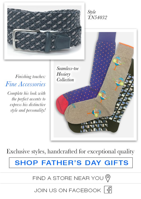 Great Accessories Gifts