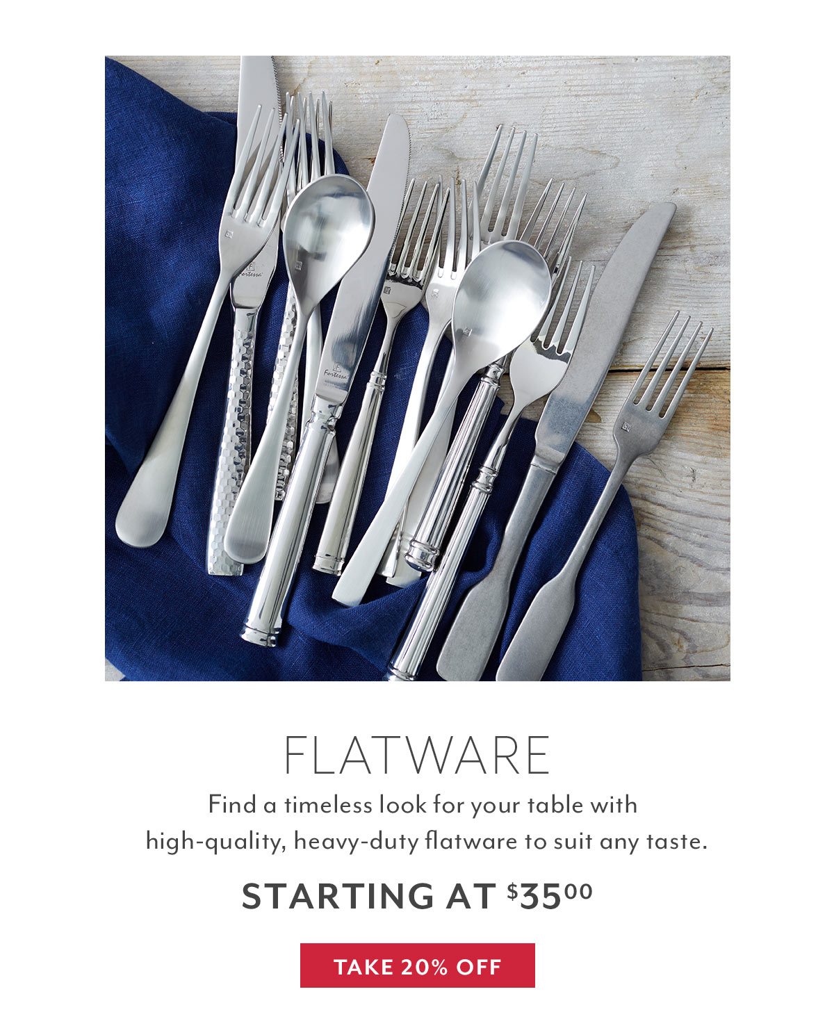 Flatware Sets