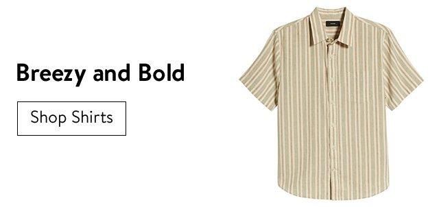 Men's lightweight shirts.