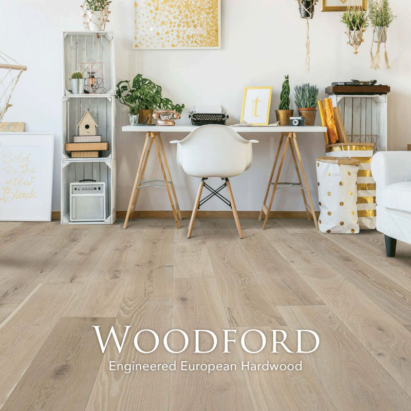 South Cypress Floors Designer Selected Earth Tone Hardwood