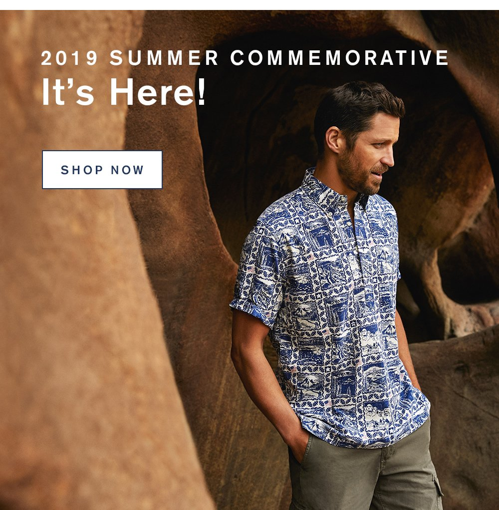 2019 Summer Commemorative. It's Here! Shop Now