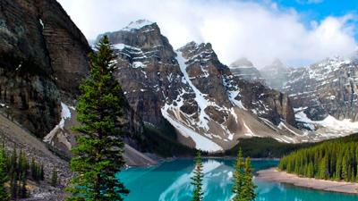 Calgary y Banff