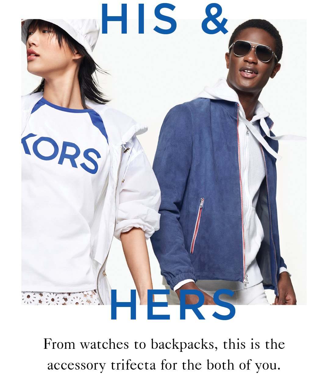 Michael Kors His Amp Hers Accessory Edit Milled