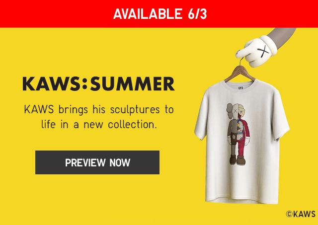 BANNER1 - KAWS:SUMMER