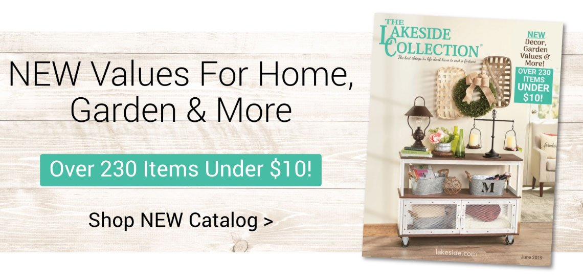 Lakeside Collection: New Catalog, NEW Summer Inspiration! | Milled