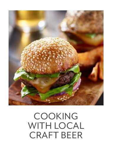 Cooking with Local Craft Beer