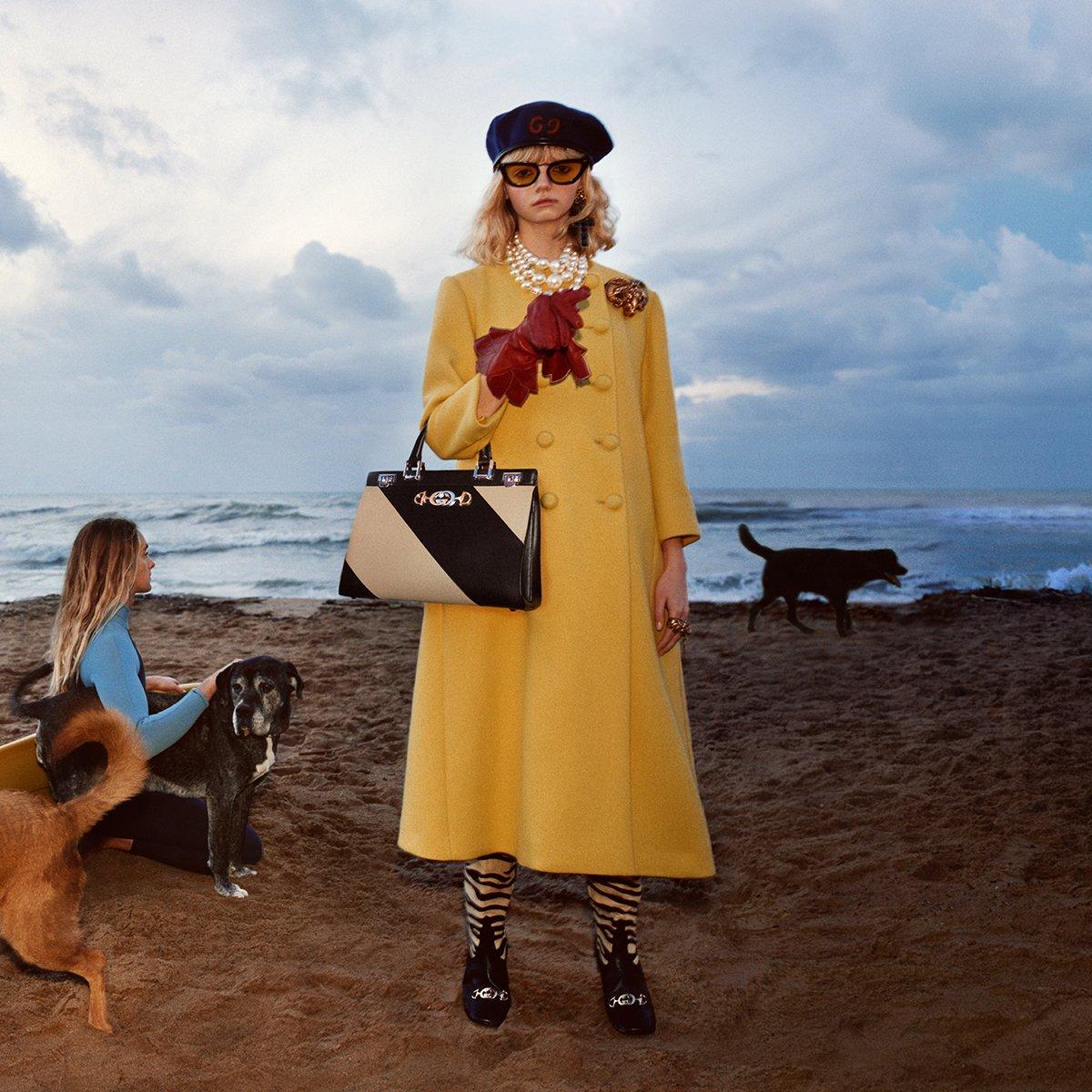 7e52247860de Gucci UK: The Striped Gucci Zumi Bag | Milled
