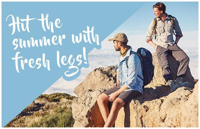 Shop Trousers & Shorts