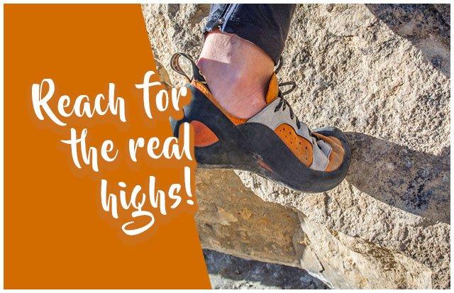 Shop Climbing Shoes