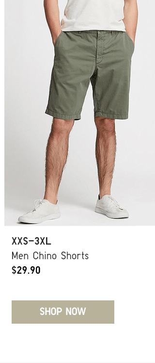 BODY1 CTA4 - MEN CHINO SHORTS