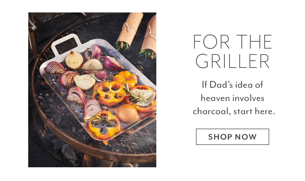 For the Griller