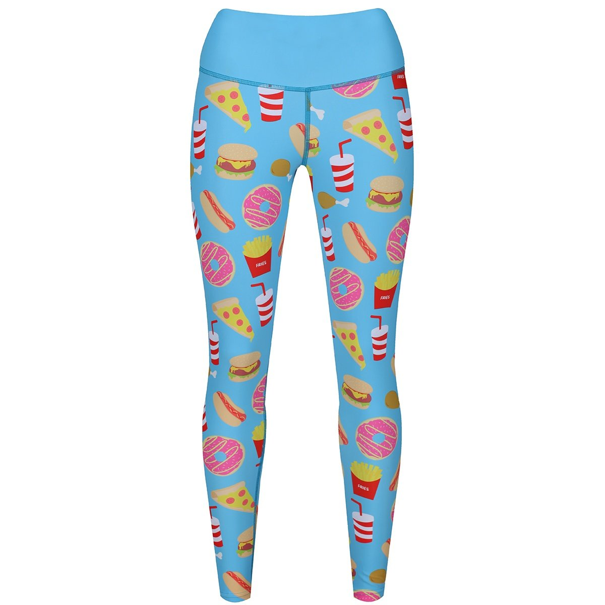 Fast Food Leggings 'Limited Edition' (Pre-order)