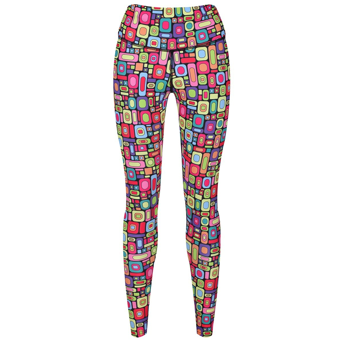 Abstract O's Leggings 'Limited Edition' (Pre-order)