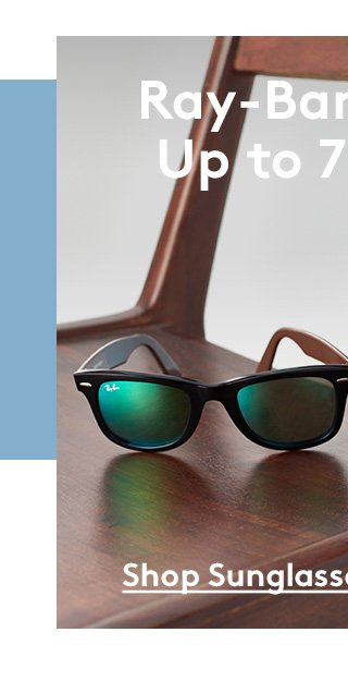 Ray-Ban & More | Up to 70% Off | Shop Sunglasses