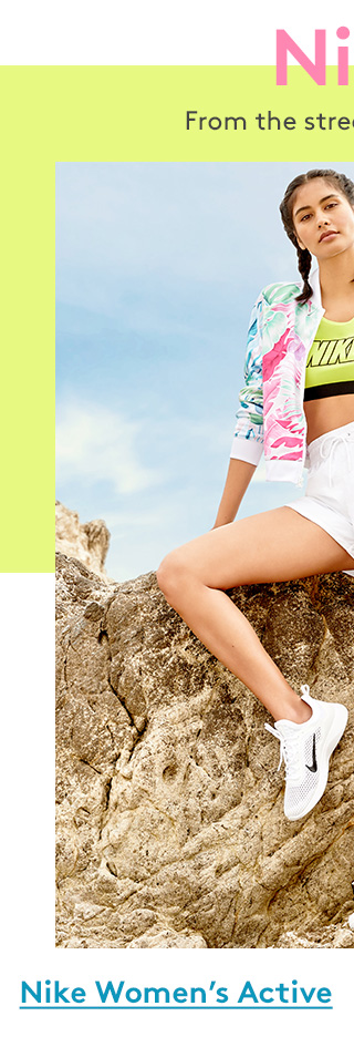 Nike | From the street to the trail. | Nike Women's Active