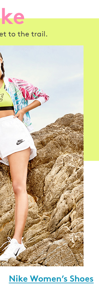 Nike | From the street to the trail. | Nike Women's Shoes