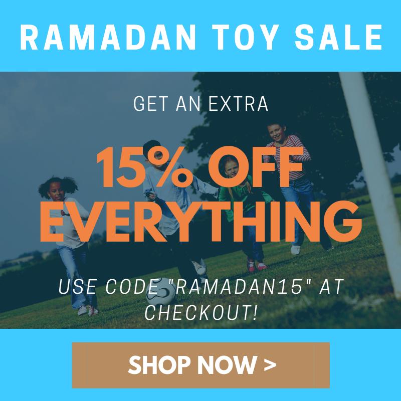 Ramadan Toy Sale