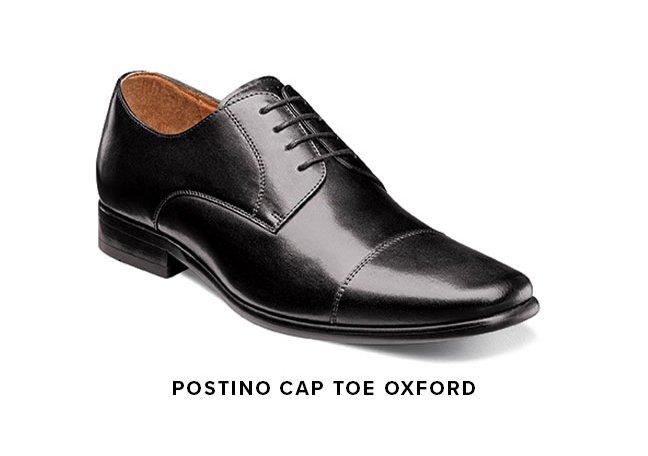 Postino Cap Toe Oxford