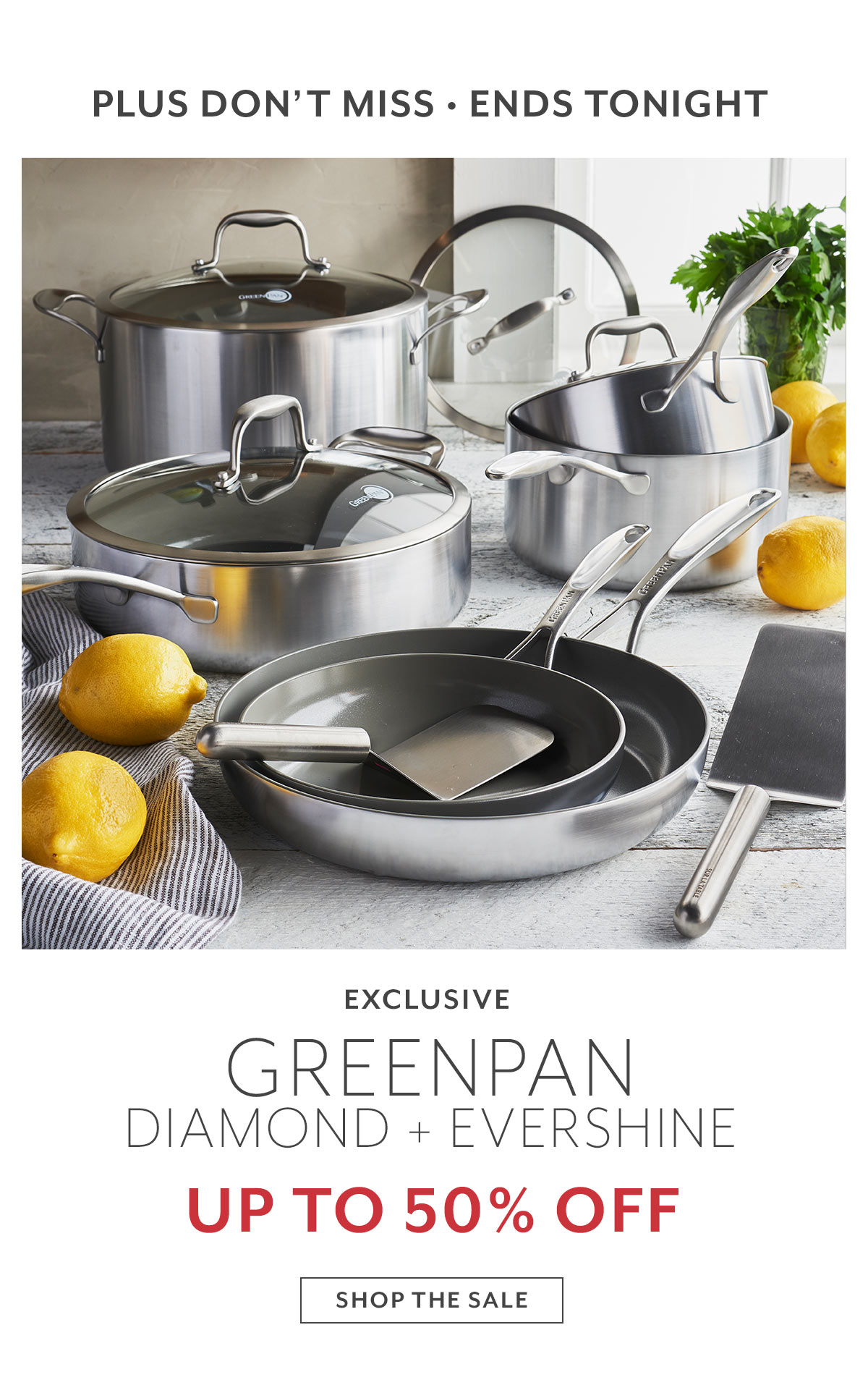 GreenPan Evershine