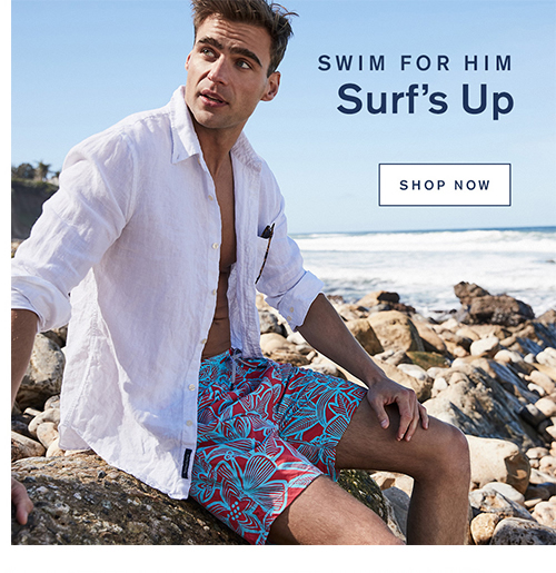 Swim For Him Surf's Up. Shop Now