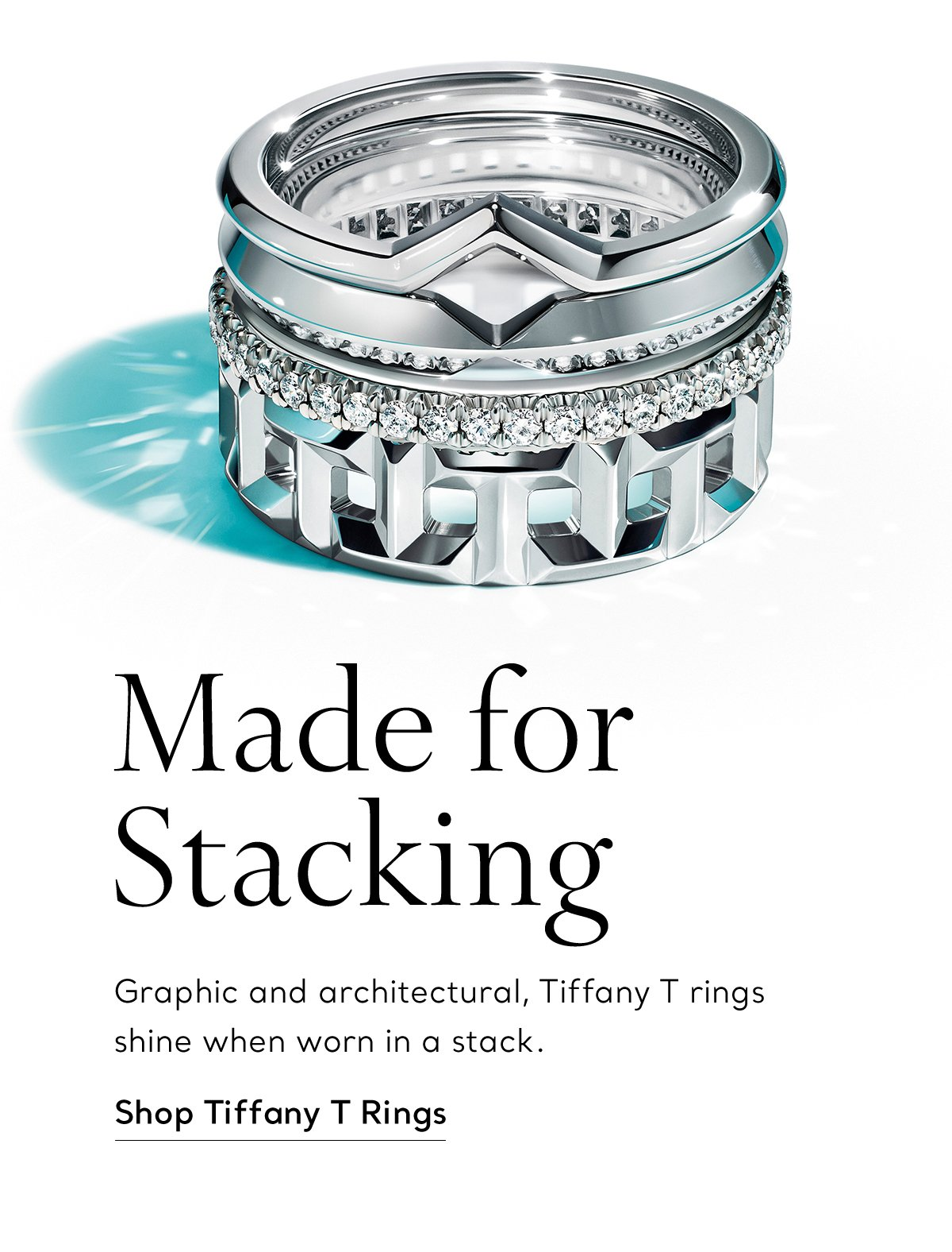 Shop Tiffany T Rings