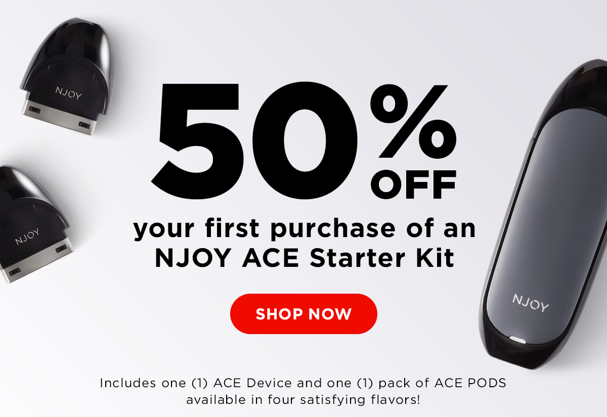 njoy com: Don't miss this deal    50% off your first