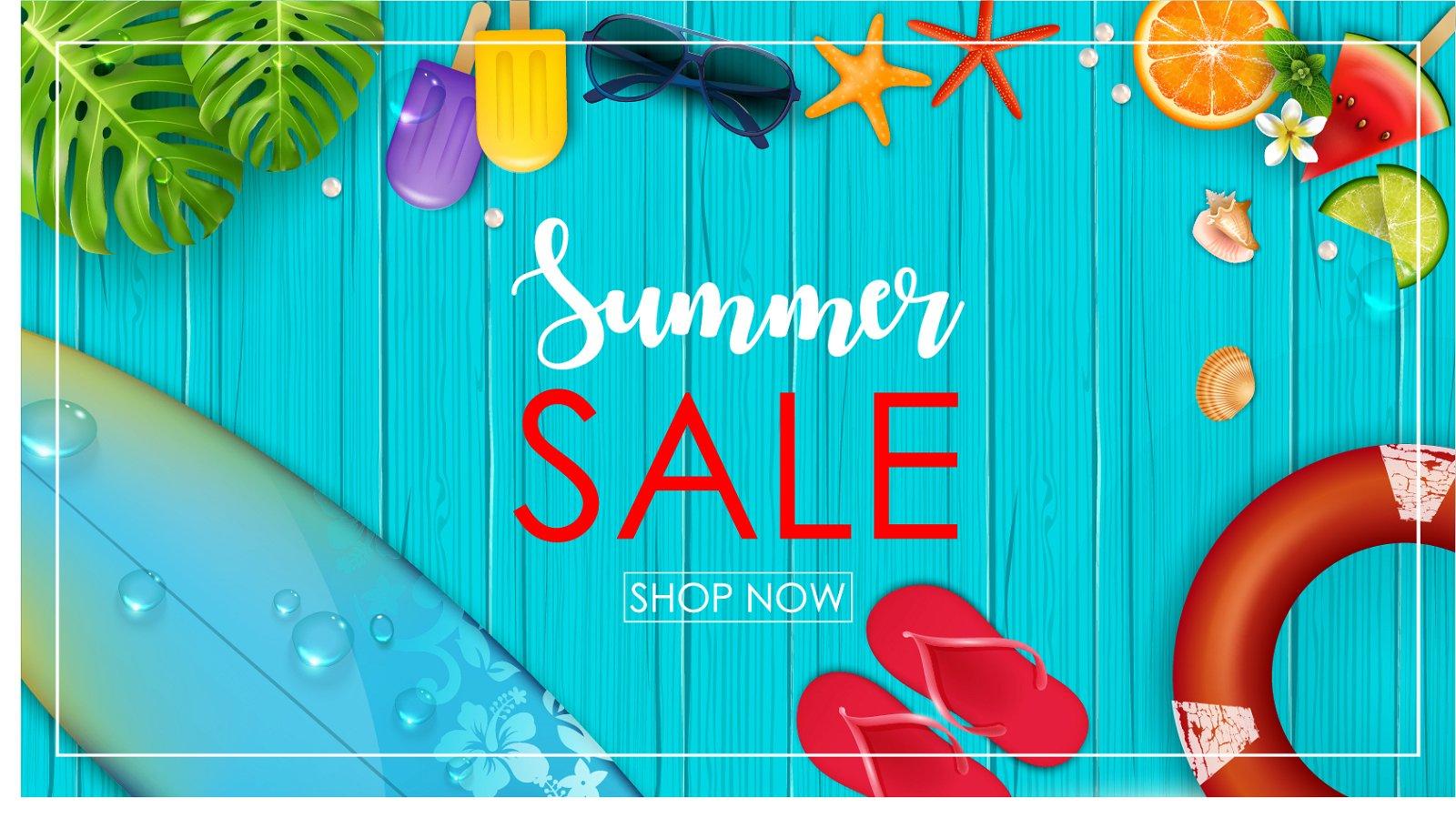 Happy Summer Shopping