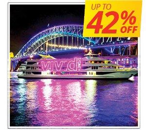 Experience Vivid Sydney 2019