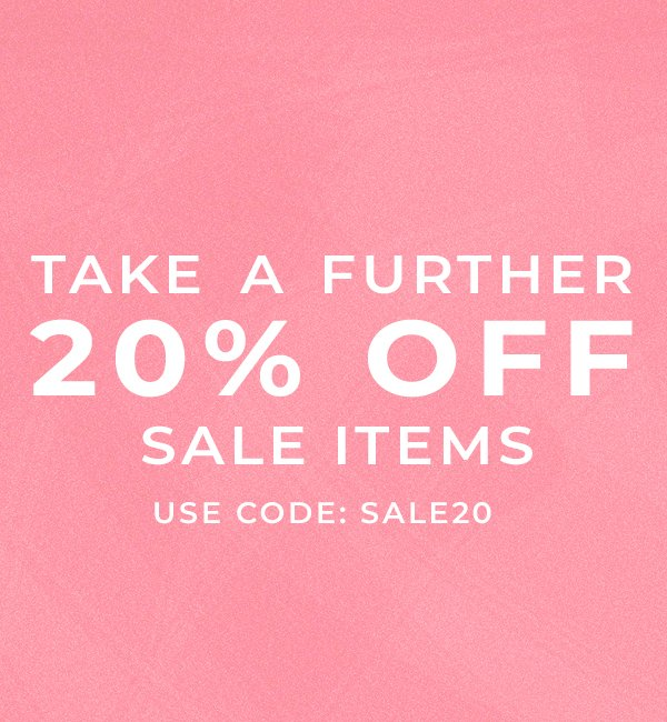 Tigerlily - Take a Further 20% Off Sale Items - Instore & Online - Use Code: SALE20