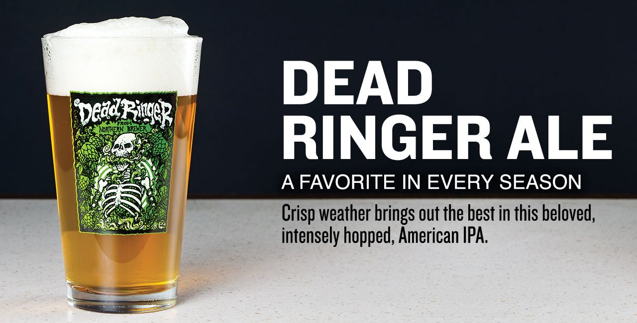 Dead Ringer® IPA Extract Kit w/ Specialty Grains