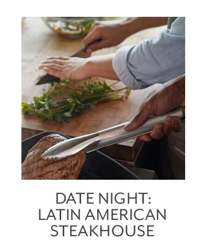 Class: Dat Night • Latin American Steakhouse