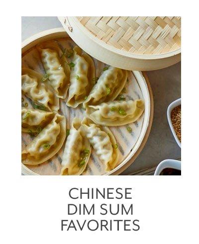 Class: Chinese Dim Sum Favorites