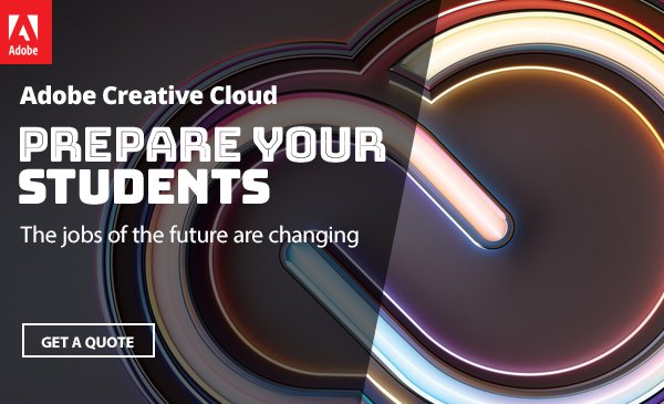 Journey Ed: Give students unlimited access to Adobe Creative