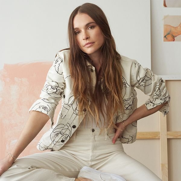 8 Pieces We're Buying From the Chicest New Denim Collab