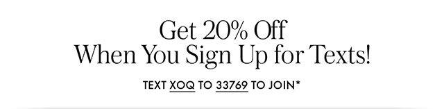 Sign Up for Texts!